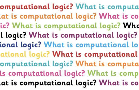 What is computational logic?