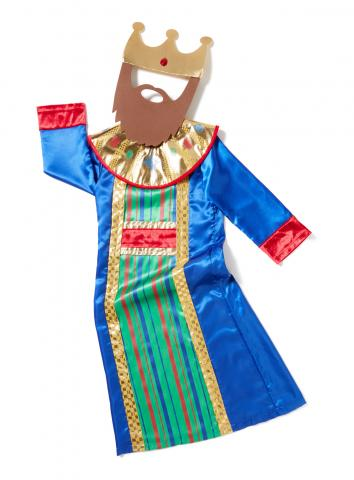 King Nativity costume, Sainsbury's