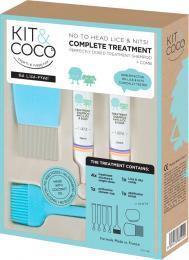 Kit & Coco Headlice and Eggs Complete Treatment