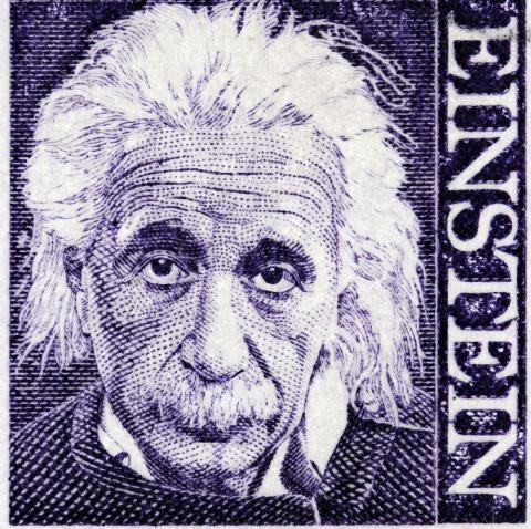 Albert Einstein Homework Gnome