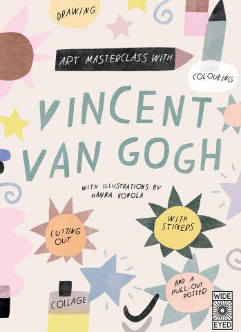 Art Masterclass with Van Gogh