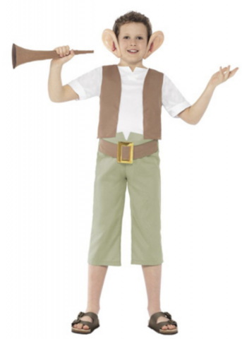 The BFG costume