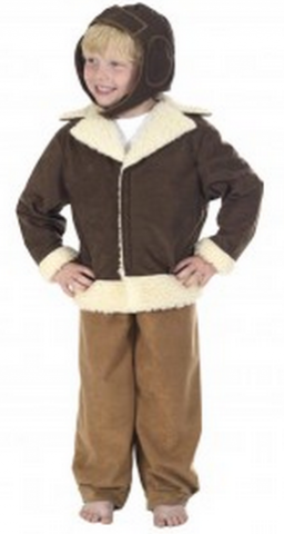 Biggles costume