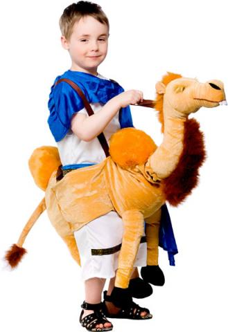 Ride on camel costume, Party Delights