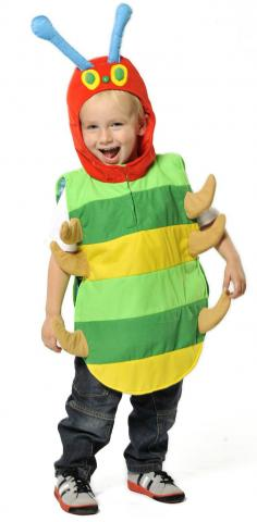 Kids Childs Wolf Tabard Fancy Dress Costume Ages 3-9 Yrs