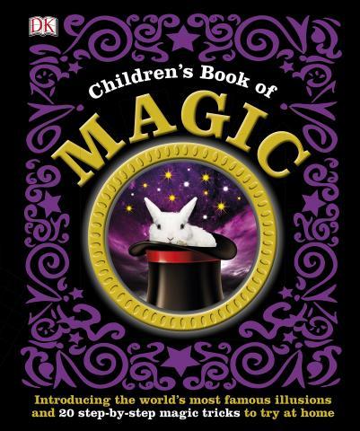 Children's Book of Magic, DK Books