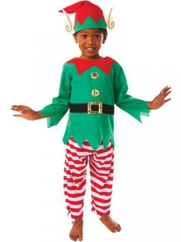 Christmas Elf Nativity costume