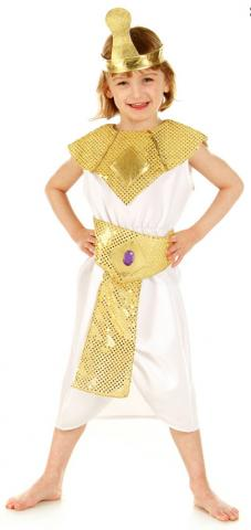Cleopatra costume for kids