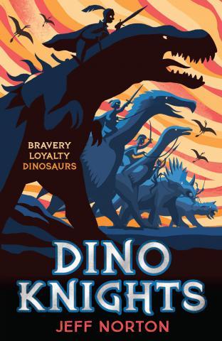 Dino Knights by Jeff Norton