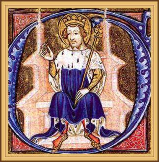Edward the Confessor Homework Gnome