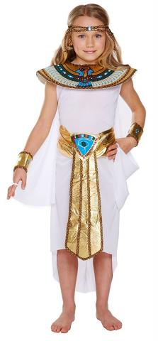 Egyptian girl costume