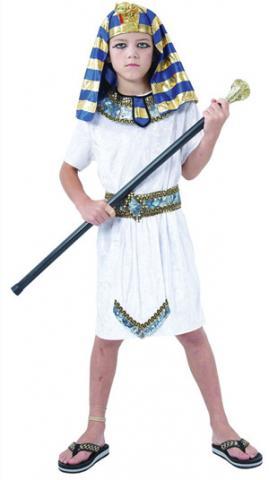 Egyptian Pharoah costume