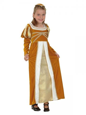 Elizabethan woman costume