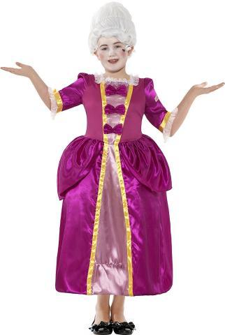 Georgian lady costume