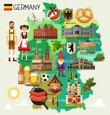 Homework Gnome Germany