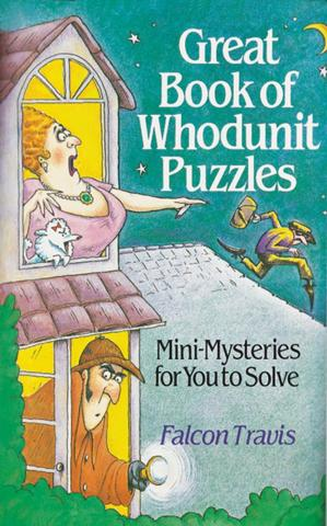 Great Book of Whodunnit Puzzles