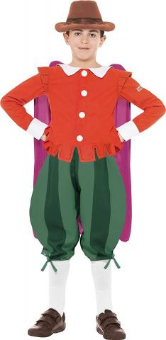 Guy Fawkes costume for kids