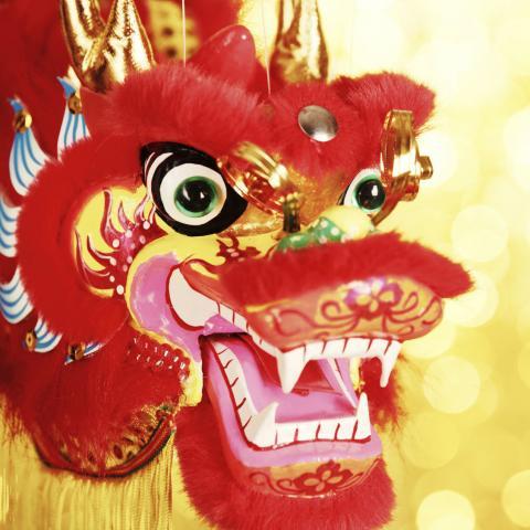 Homework Gnome Chinese New Year