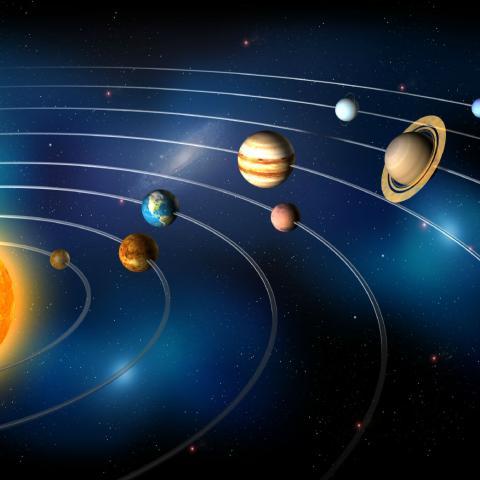 The Solar System Homework Gnome
