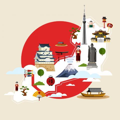 Homework Gnome Japan