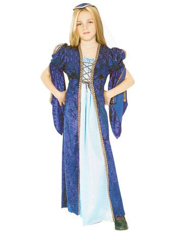 Juliet or Lady Capulet costume