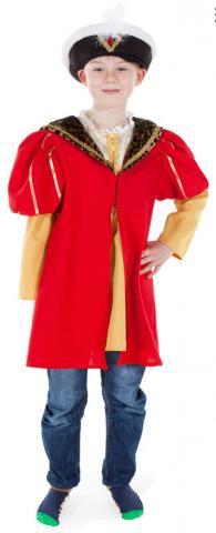 Henry VIII costume for kids
