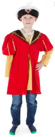 Henry VIII costume for kids