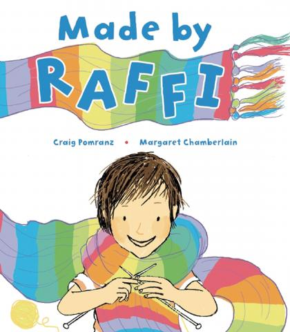 Made for Raffi by Craig Pomranz and Margaret Chamberlain