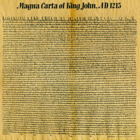 Magna Carta Homework Gnome
