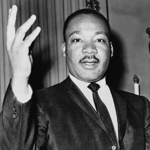 Martin Luther King Jr Homework Gnome