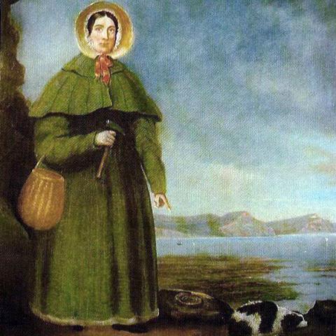 Mary Anning Homework Gnome