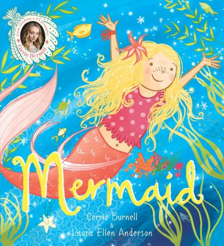 Mermaid by Cerrie Burnell and Laura Ellen Anderson