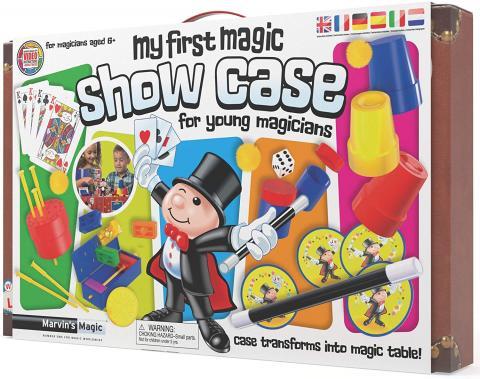 My First Magic Showcase, Marvin's Magic
