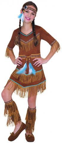 Native American girl costume