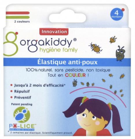 Orgakiddy Anti-Lice Elastics
