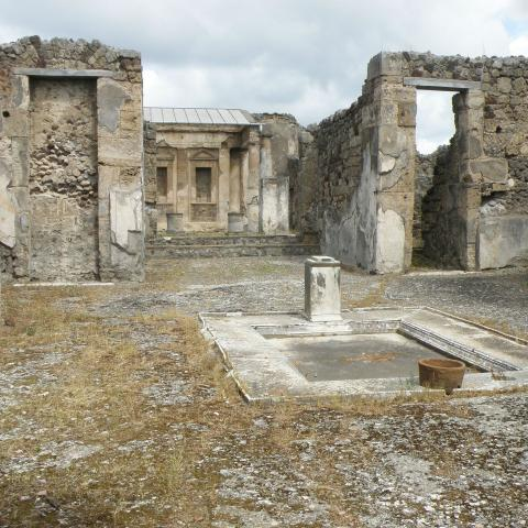 Pompeii Homework Gnome