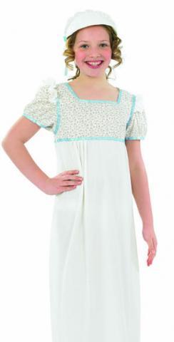 Jane Austen heroine costume