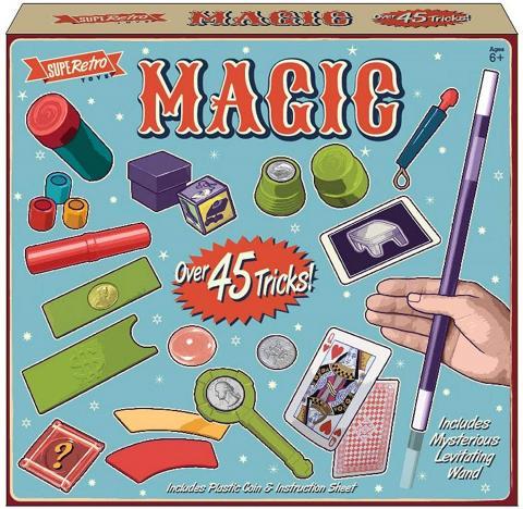 Retro Magic Box, Kandy Toys