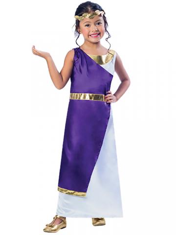 Roman girl costume