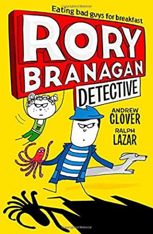 Rory Branagan (Detective) by Andrew Clover