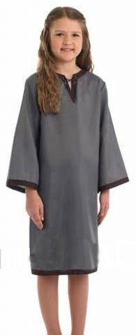 Saxon woman costume