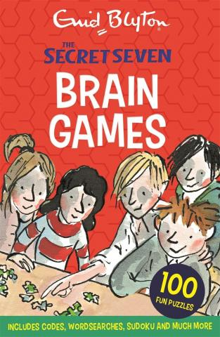 Secret Seven Brain Games