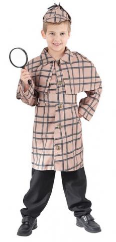 Sherlock Holmes costume