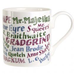 Teachers in Literature Mug