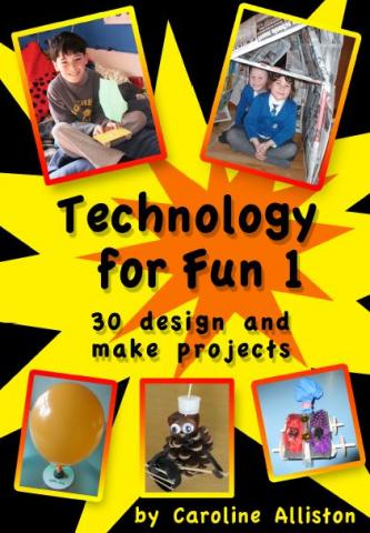 Technology for fun books
