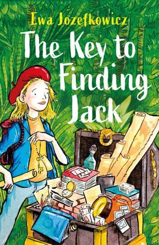 The Key to Finding Jack by Ewa Jozefkowicz