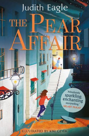 The Pear Affair by Judith Eagle