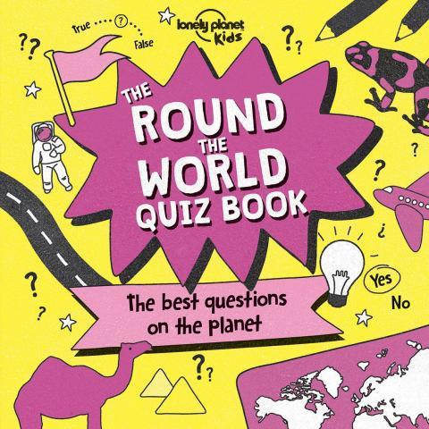 The Round the World Quiz Book