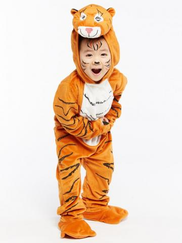 The Tiger who came to tea costume