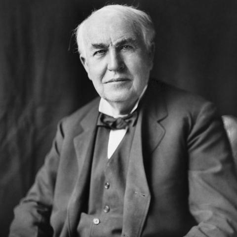 Thomas Edison Homework Gnome